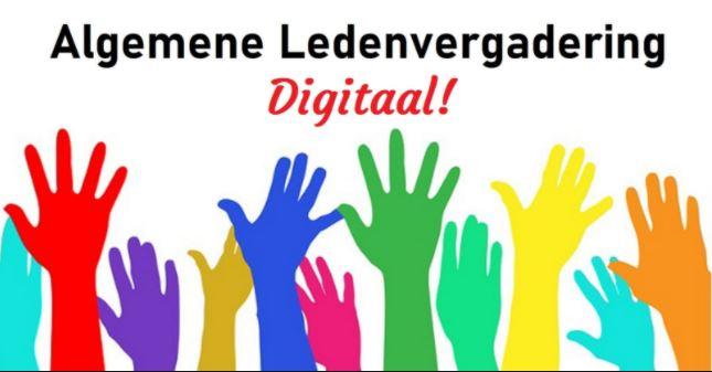 Kort verslag digitale Algemene Ledenvergadering 7-12-2020